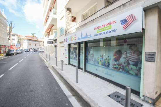 Location commerce, 50 m2, 1 pièces - local commercial - centre ville