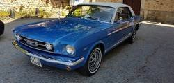 LOCATION FORD MUSTANG VINTAGE