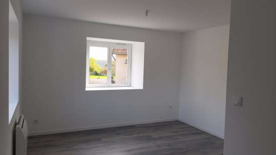 Location appartement f3 granges- la-ville
